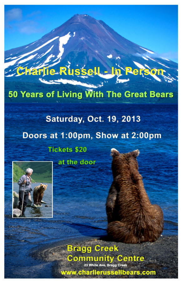Charlie Russell Live Show Oct.19, 2013